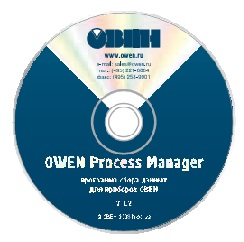 PROCESS MANAGER (OPM) SKADA-система